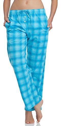 Cornette Pantalones de Pijama para Mujer CR-690 Motivo-17