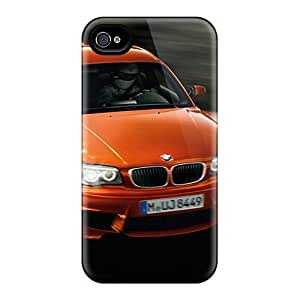 Fashionable Style Case Cover Skin For Iphone 4/4s- Bmw 1 Series M Coupe
