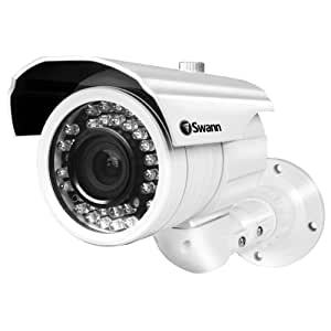 Swann SWPRO-780CAM-US Pro-780 Ultimate Optical Zoom Camera (White)