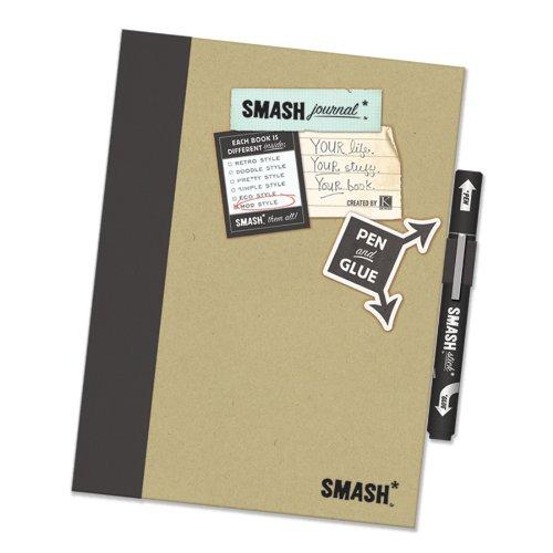 K&CompanySmash Folio, Mod Black (Smash Book Supplies)