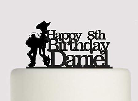Toy Story - Decoración para tarta de cumpleaños, diseño ...