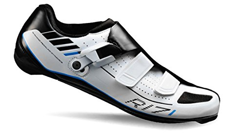 SHIMANO 2016 Men's Full-Featured Light Weight Performance Road Cycling Shoes - SH-R171L