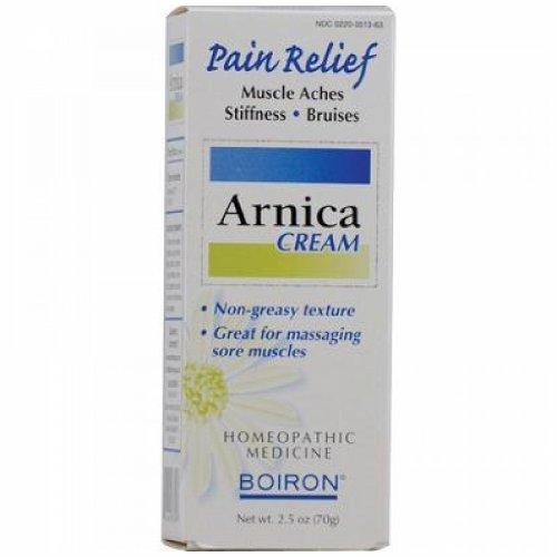 Boiron Arnicare Arnica Cream Homeopathic Medicine - 2.5 Oz