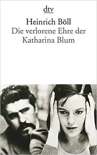 the lost honor of katharina blum analysis