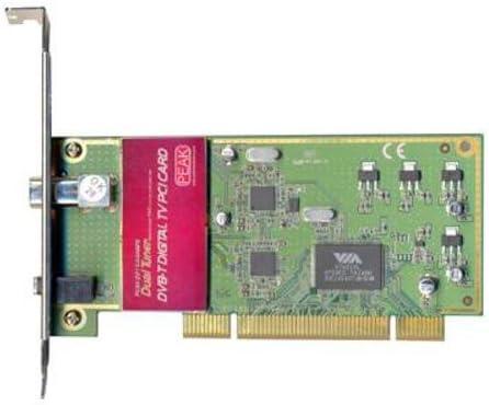 PEAK 221544AGPK - Sintonizador de TV (DVB-T, 51-858 MHz, 2 canales, PCI, Verde, 120 mm): Amazon.es: Electrónica