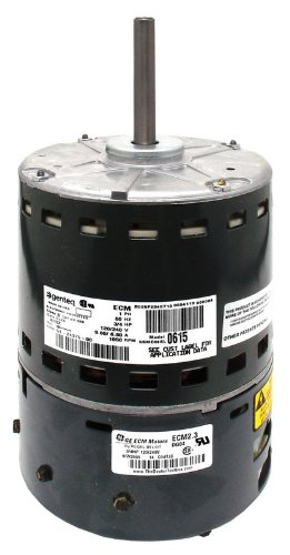 Ruud Replacement - Ruud 51-24375-21 ECM Blower Motor 3/4 HP Variable Speed for Gas Furnace Series RGTM with Heating Capacity 07E/N