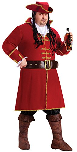 Captain Blackheart Plus - Costume Crier Town
