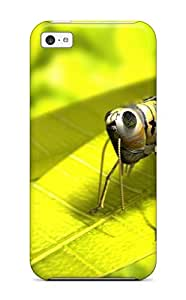 New Arrival Case Specially Design For Iphone 5c (grasshopper)
