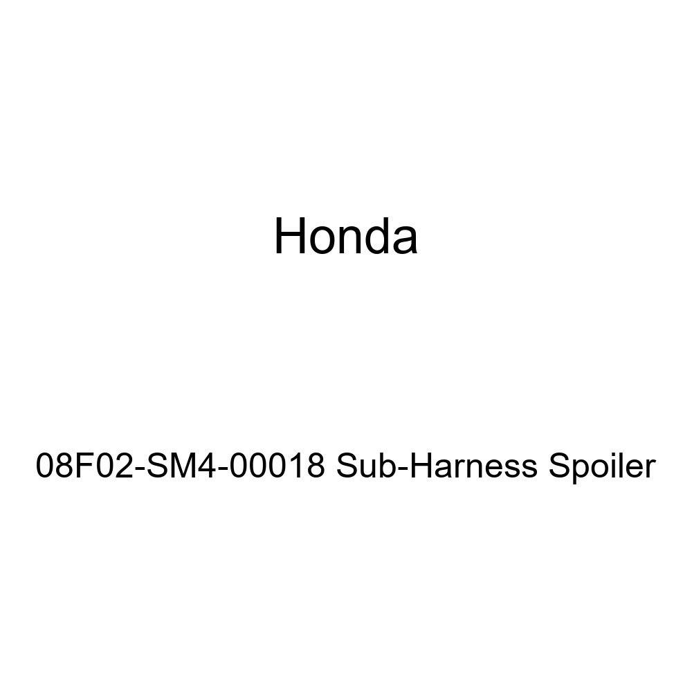 Genuine Honda 08F02-SM4-00018 Spoiler Sub-Harness