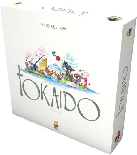 Funforge Tokaido Board Game – Out of Print Edition (Board Choice)