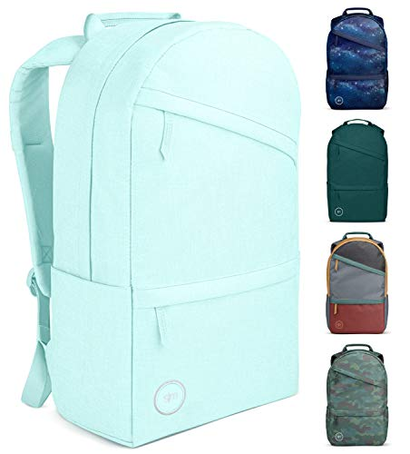 Simple Modern Legacy Backpack with Laptop Compartment Sleeve - 25L Travel Bag for Men & Women College Work School -Seaside