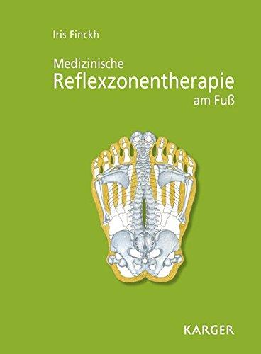 Medizinische Reflexzonentherapie am Fuss