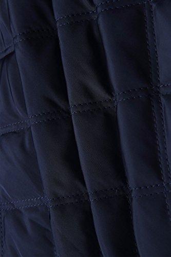 Tops Fit Chaqueta Mujer Navy Outwear Larga De De Slim Manga w0xZSv