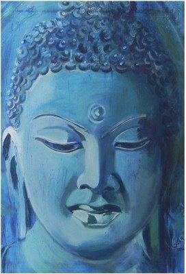 Download Buddha's Contemplation Paper Print(18 Inch X 12 Inch) pdf