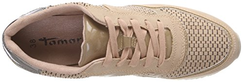 rose Tamaris 596 Rose 23601 Basses Comb Sneakers Femme nXA6rqX4