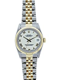 Datejust Automatic-self-Wind Female Watch 68273 (Certified Pre-Owned)