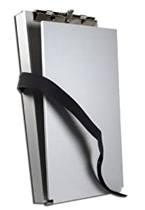 Saunders 12205 Recycled Aluminum Citation Holder II Form Holder Clipboard - 6 x 11 inches