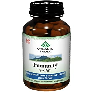 ORGANIC INDIA Immunity &#...