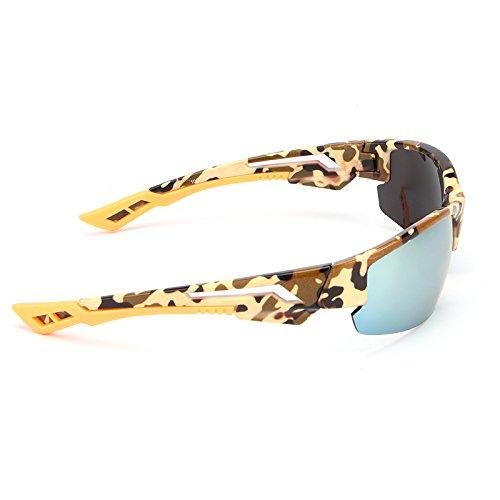 Baianf Jour Hight Color de Gold Conduite Desinger Soleil Lunettes Nuit Quality de et Soleil Hommes Lunettes Blue r40rqdw
