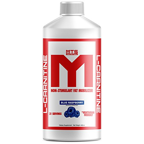 MTS Nutrition L carnitine Non Stimulant Fat Mobilizer
