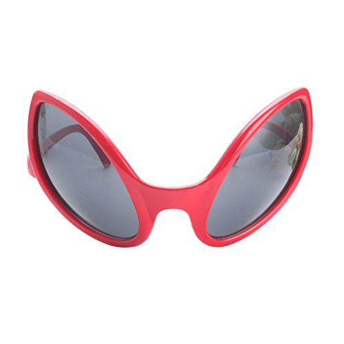 Wenasi Funny Alien Novelty Glasses Halloween Party Sunglasses Accessories Props Party Supplies Decoration,Cosplay,Masquerade Balls,Party Favor - Alien Sunglasses Eye