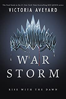 Book Cover: War Storm