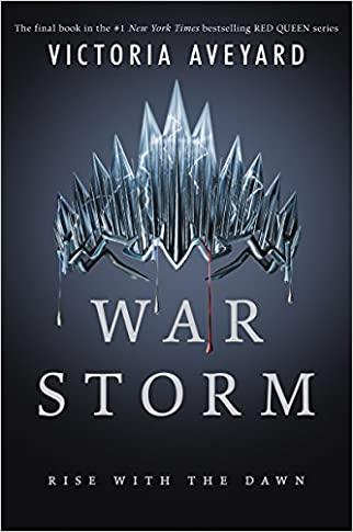 #10: War Storm (Red Queen)