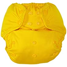 Kanga Care Rumparooz One-Size Cloth Diaper Cover Snap, Dandelion