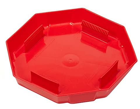 Little Giant MIller PPF302 Poultry Waterer Fount - BASE ONLY For PPF3 PPF5 and 7 - Fount Base