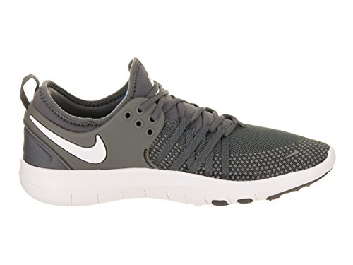 Dark Tr 7 Grey Women's WMNS Trainers Free NIKE White 6pA1xqw