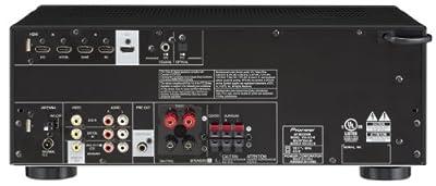 Pioneer VSX-523 5.1-Channel A/V Receiver (Black)