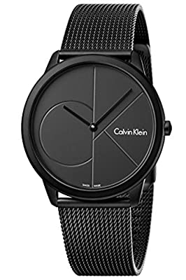 Calvin Klein K3M514B1 Minimal Collection Wristwatch