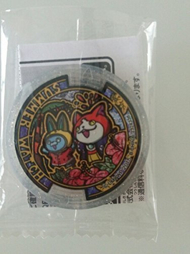 YO-KAI MEDAL Watch U [Special Song Medal] Jibanyan & USA Byun [Winning Medals] -