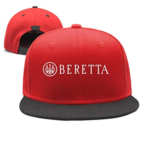 ftuyuy erett Unisex Beretta-Logo- Dad Caps Strapback Hat