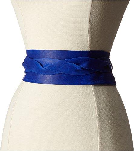 ADA Collection Women's Obi Classic Wrap Electric Blue One Size