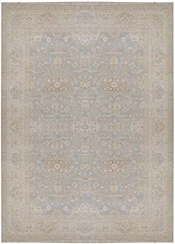 Classic Agra Rug (Wool and Silk) - 10' x 14'
