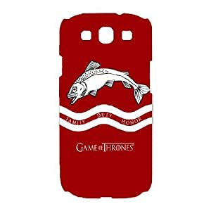 SamSung Galaxy S3 9300 phone cases White Game of Thrones fashion cell phone cases UTRE3335371