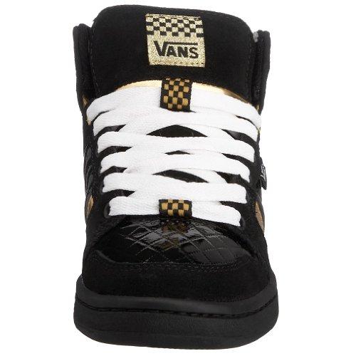 Trainer Gold Hi Vans Black Women's Callie x48w4PBF