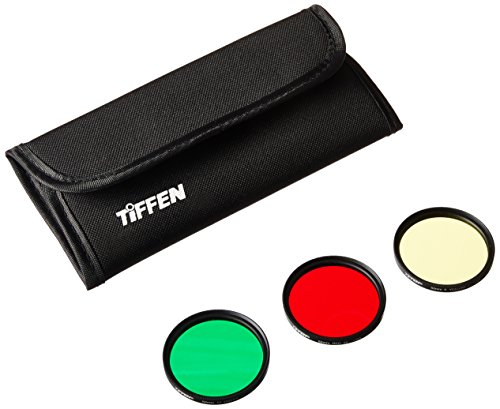 Tiffen 52BWFK 52mm Black and White Filter Kit