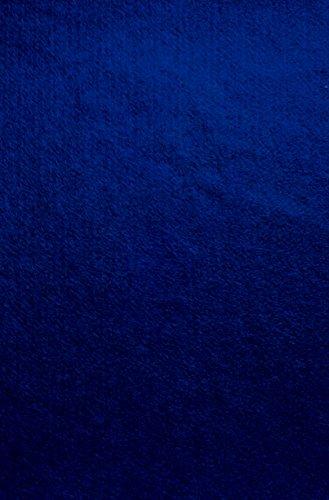 Felt (Navy Blue - PMS 2768) sticky Back, A4 sheet (8.27