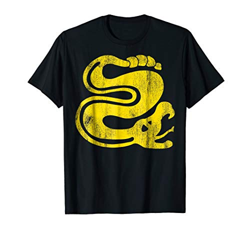 Legends Of The Hidden Temple Silver Snakes Graphic T-Shirt -