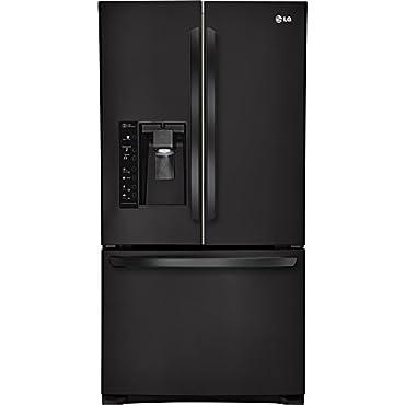 LG LFXS29626B 28.8 Cu. Ft. Black French Door Refrigerator