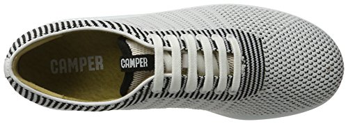 Planos K200456 Pelotas Blanco Zapatos Mujer Camper 001 wB0SvTUq