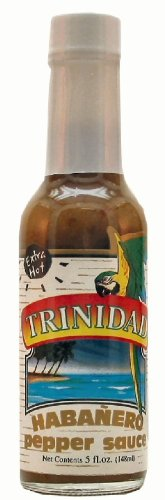 Trinidad Extra Hot Habanero Pepper Sauce - 5 oz