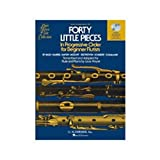 Hal Leonard Forty Little Pieces (Book and CD)