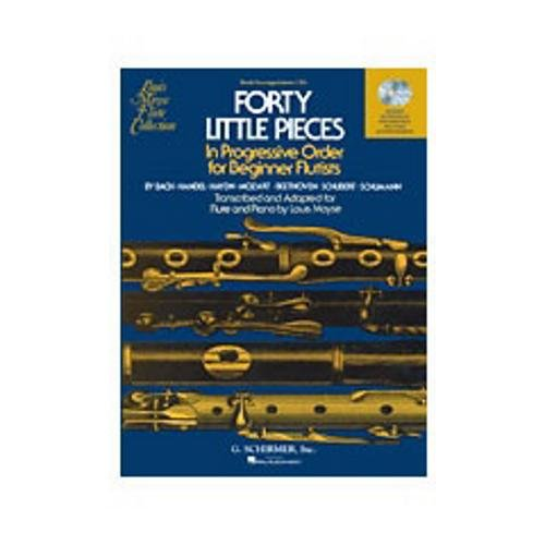 Little Flute (Hal Leonard Forty Little Pieces (Book and CD))