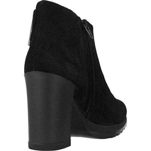 Botas para mujer, color Negro , marca STONEFLY, modelo Botas Para Mujer STONEFLY OVER 3 VELOUR Negro Negro