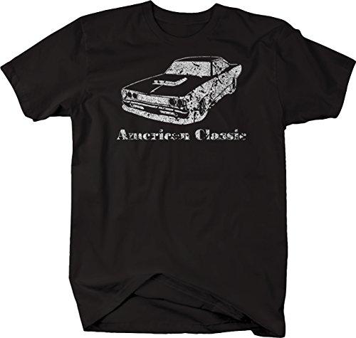 OS Gear Distressed - American Classic Plymouth Mopar Dodge Super Bee Tshirt - 3XL ()