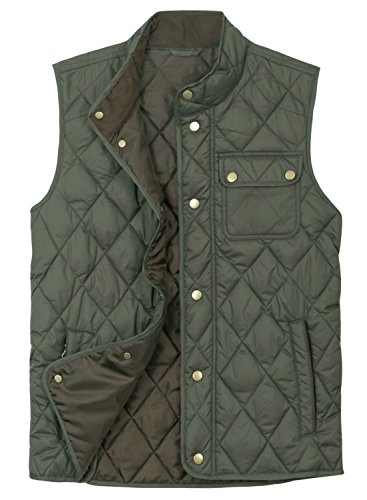 Quilted Mens Vest - 8