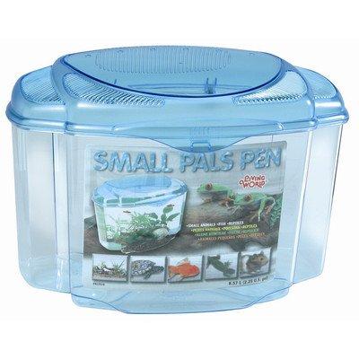 Living World Pals Pen Aquarium Kit [Set of 3] Size: 8.2'' H x 11.6'' W x 7.1'' D by Living World